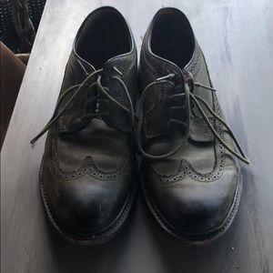 Frye Shoes - Frye Paul wingtip dress shoes